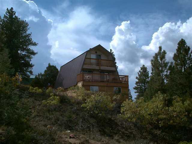 Southern Utah Real Estate Cabin For Sale Near Hatch Utah