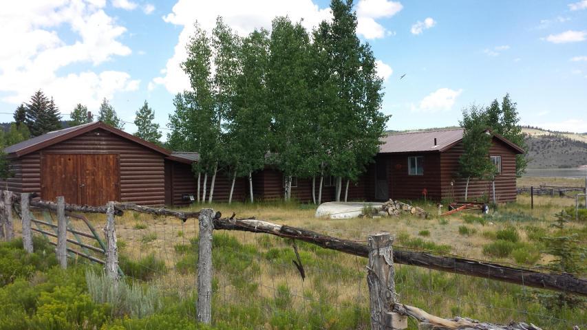 southern utah real estate panguitch lake cabin for sale
