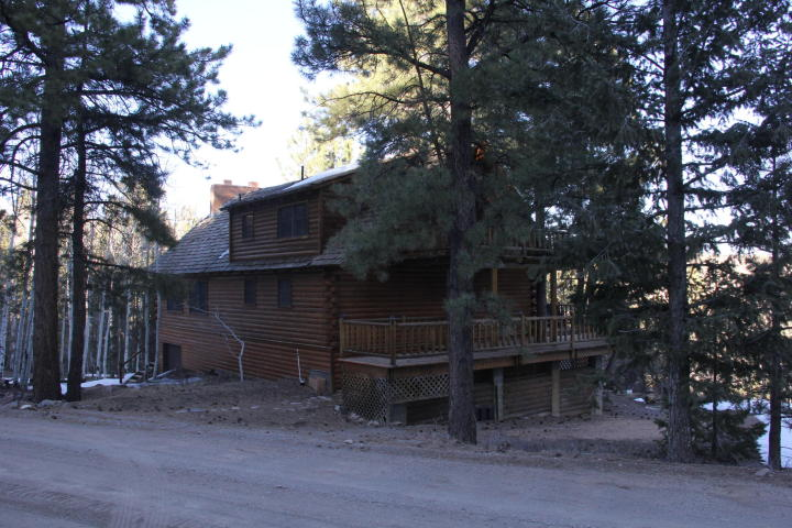 Panguitch lake real estate log cabin for sale for Utah log cabins
