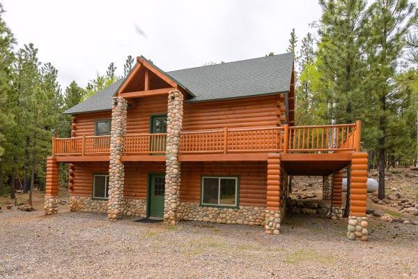 Mammoth creek real estate mammoth creek log cabin for sale for Utah log cabins