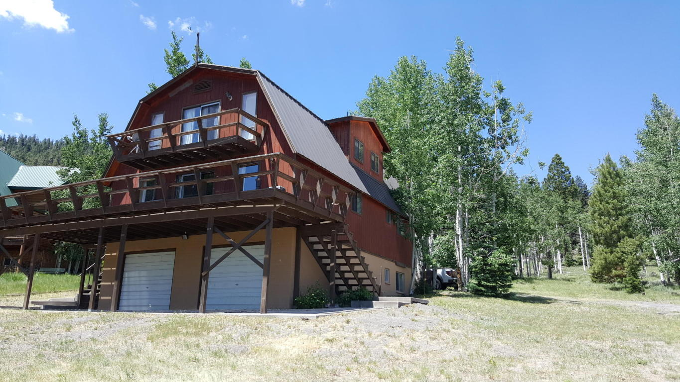 Cabin Overlooking Panguitch Lake For Sale Southern Utah