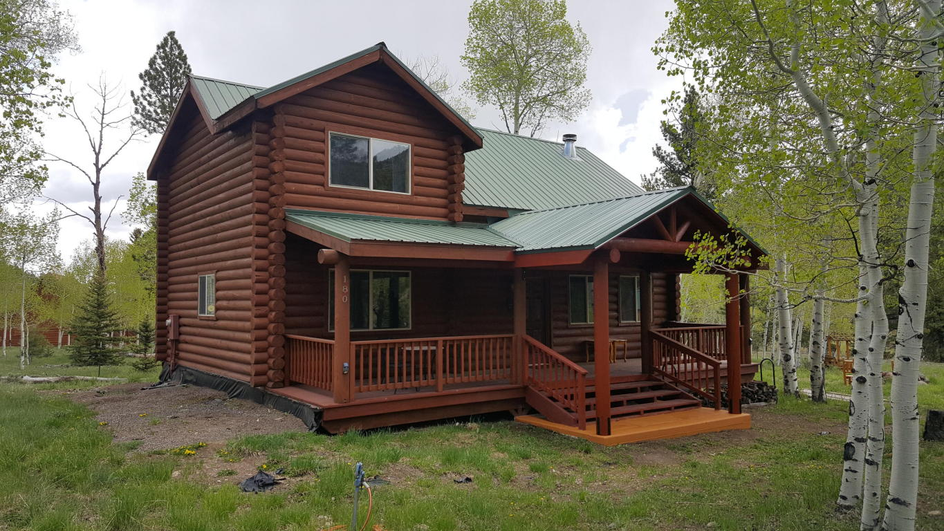 Panguitch lake utah real estate cabins for sale for Lake house property