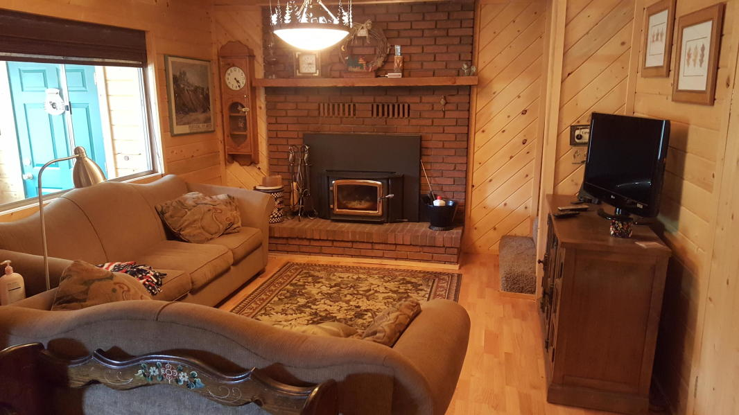 Cabin for sale at Panguitch Lake