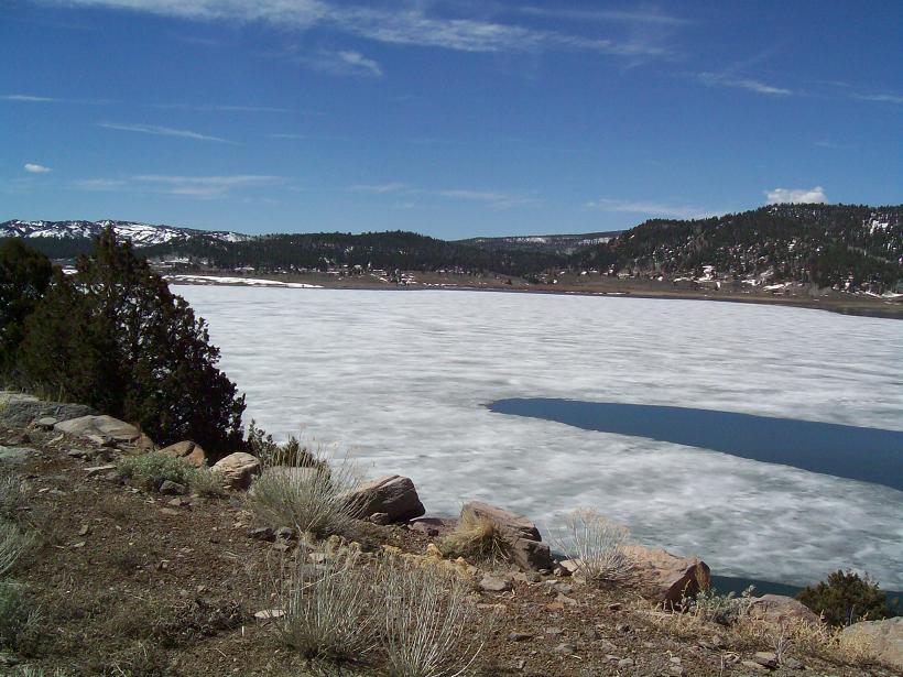 Panguitch Lake Utah